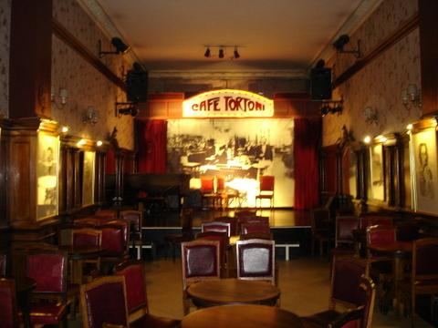 Salão de Tango Café Tortoni | Café mais antigo ainda em atividade de Buenos Aires.