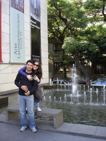 Thiago e Mariana...
