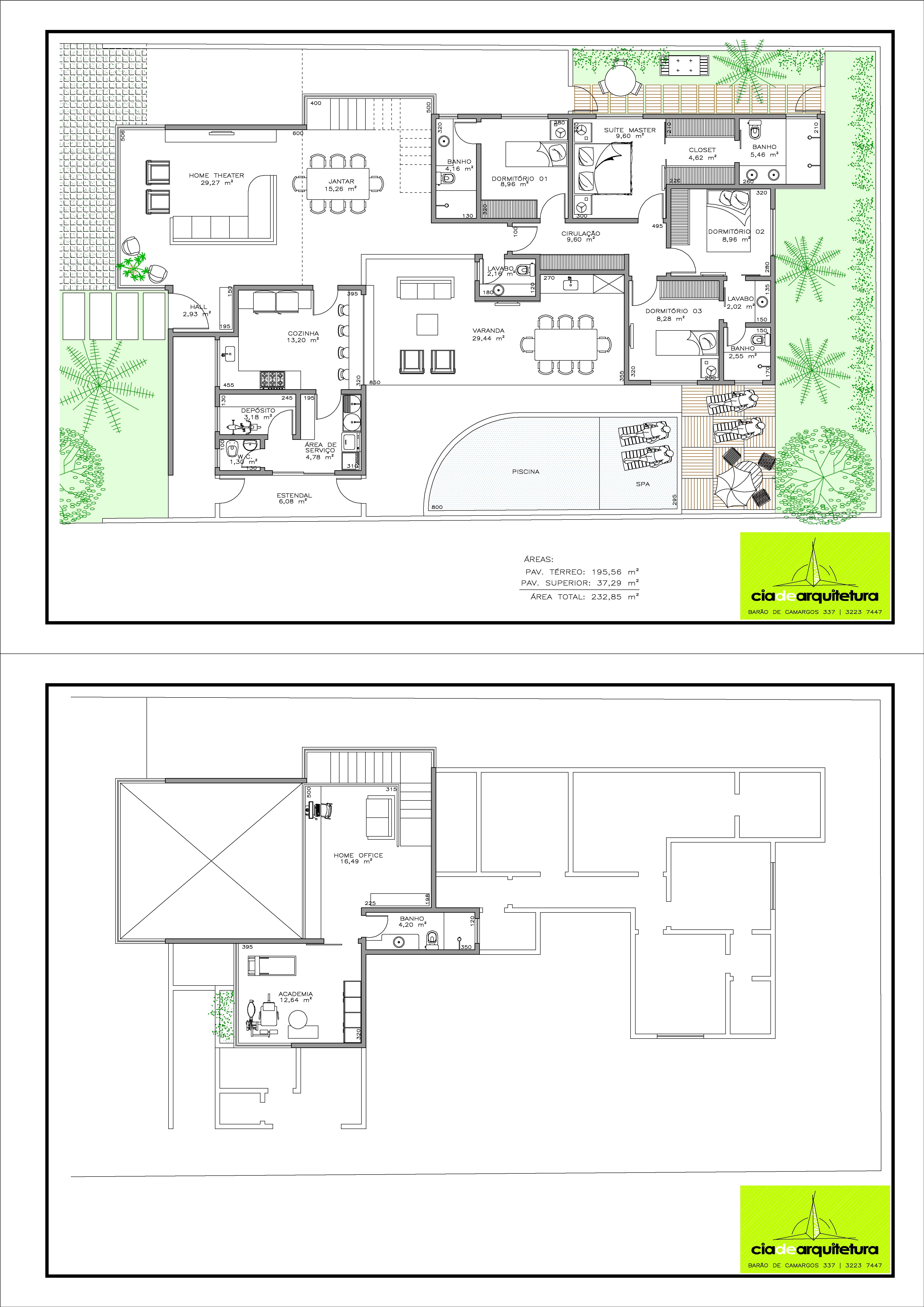 Projetos Residenciais Blog Cia de Arquitetura Página: 2 #98C803 4200 5940